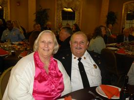 Ann and John Logalbo. John is a Life Member.