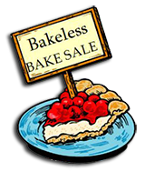 Bakeless Bakesale